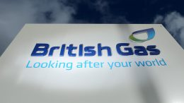 LEICESTER, UNITED KINGDOM - OCTOBER 17:  British Gas branding adorns the entrance to Leicester's Aylestone Road British Gas Centre on October 17, 2013 in Leicester, United Kingdom. British Gas, who supply energy to almost eight million households in the UK, have announced price increases of at least 8.4% which will come into effect on November 23, 2013.  (Photo by Christopher Furlong/Getty Images)