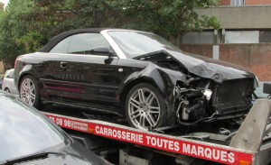 A4 Audi Convertible