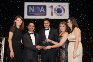 firstsource.noa.awards.2013.best.bpo.image.1