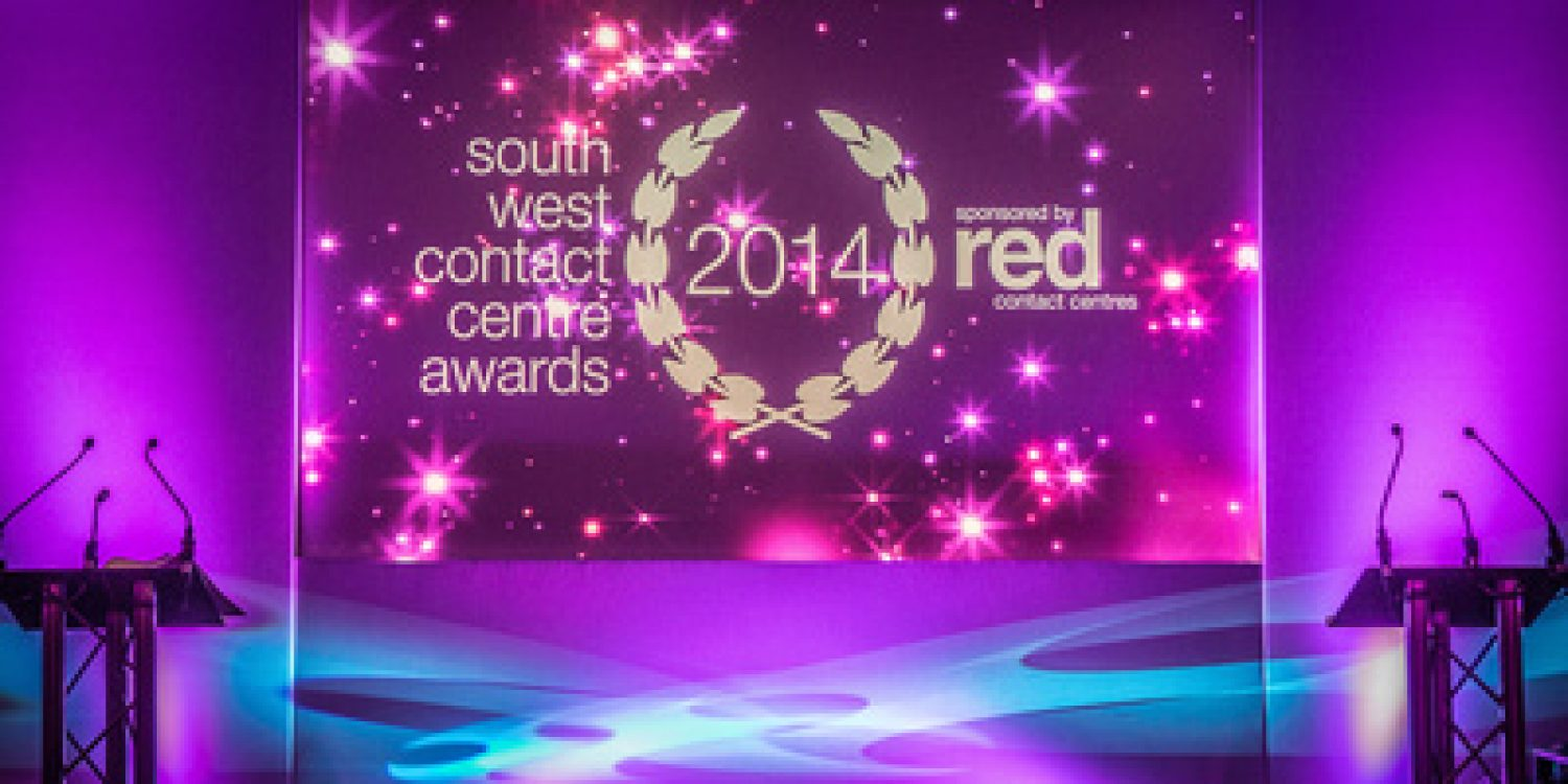 South West Contact Centre Awards 2014