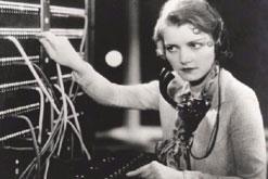 telephone exchanger