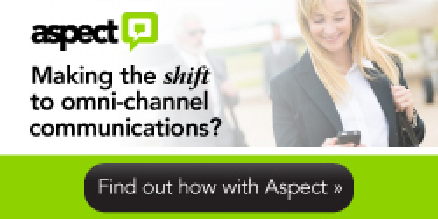 Aspect Software The Omni-channel made easy
