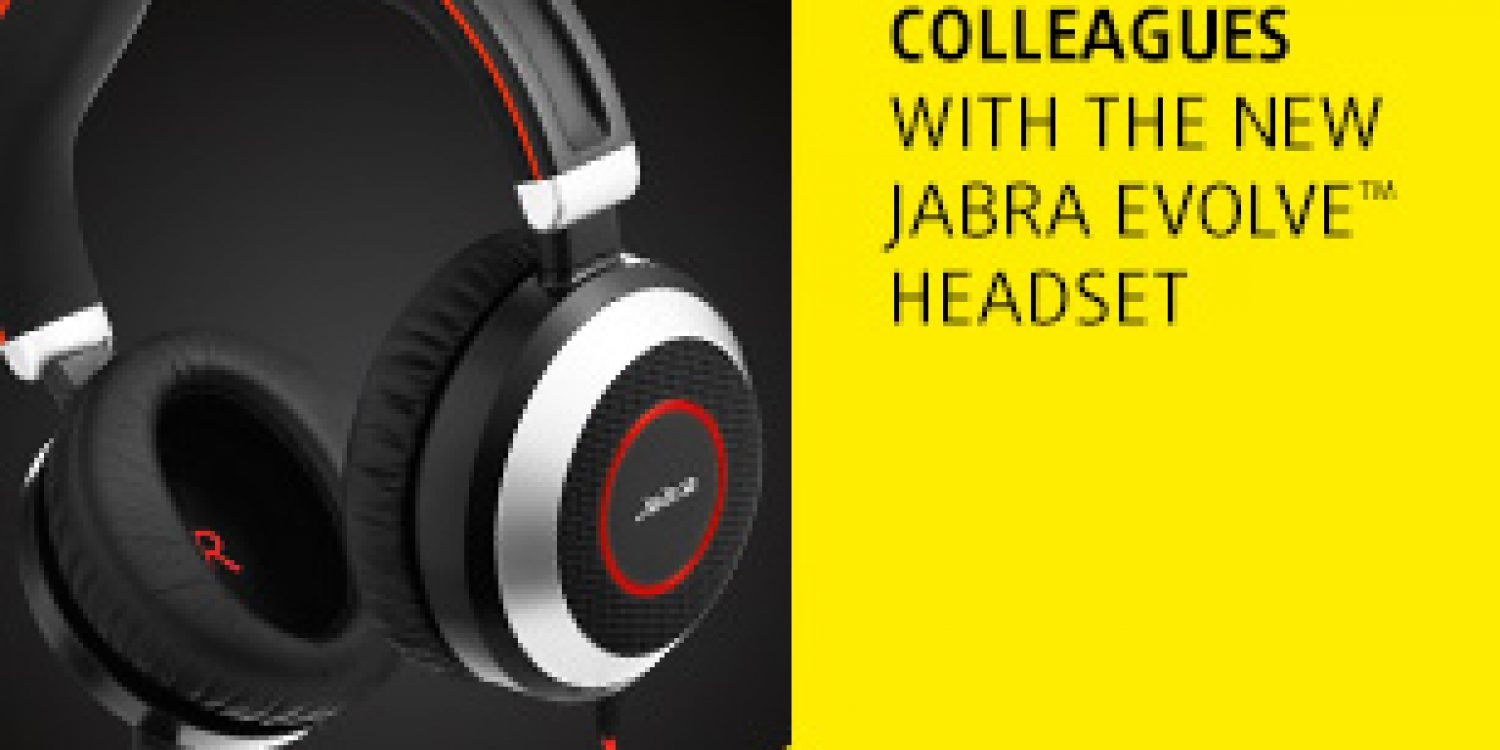 Jabra Say Goodbye to Noisy Colleagues
