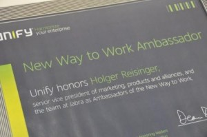 jabra.holger.reisinger.unify.award.2014.1