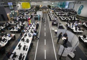 EE/Webhelp's Derby Based Contact Centre