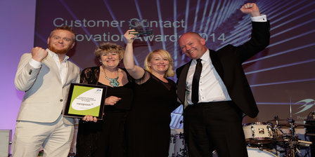 Innovation Award for Insight - Neopost (2)