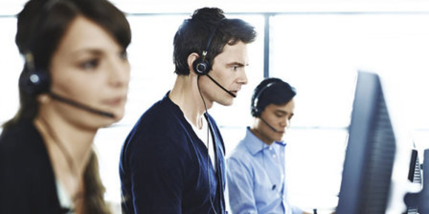 Jabra Knowledge Workers: to the Contact Centre!