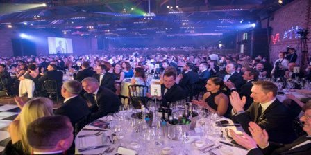 CCMA Awards 2015, The Brewery, London.