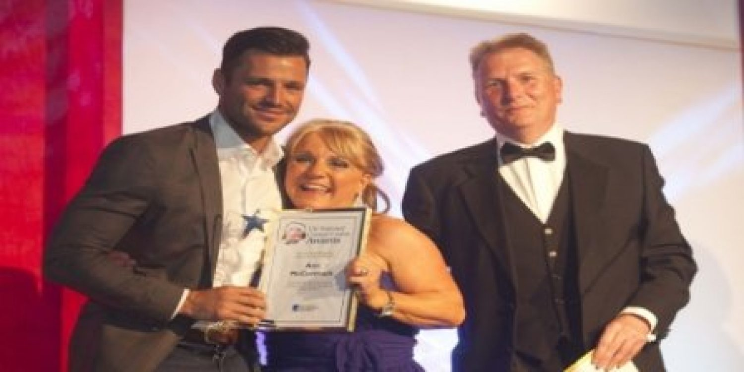 CCMA Award Winner: Ann McCormack of Sky UK