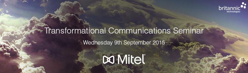Transformation Communications Seminar (2)