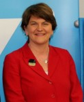Secretary of State, Theresa Villiers MP and Enterprise Minister Arlene Foster open James Leckey Design Ltd?s new £3million factory with CEO James Leckey.