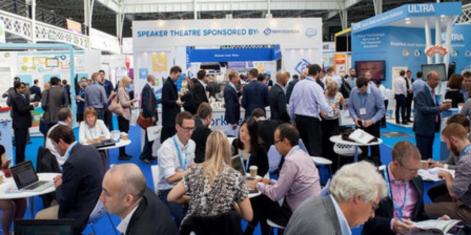 Business Systems at Customer Contact Expo 2015