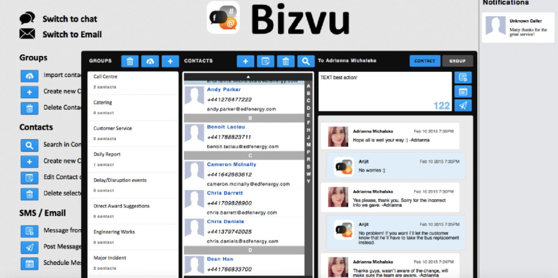 Britannic and Bizvu Unite the Contact Centre