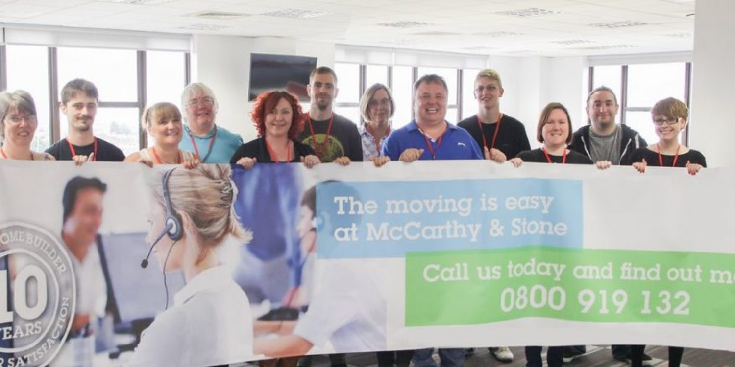 Ventrica provide bespoke service for McCarthy & Stone