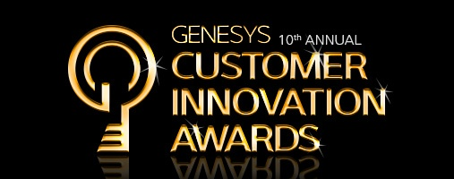 Genesys 2015 Customer Innovation Awards - Contact-Centres.com