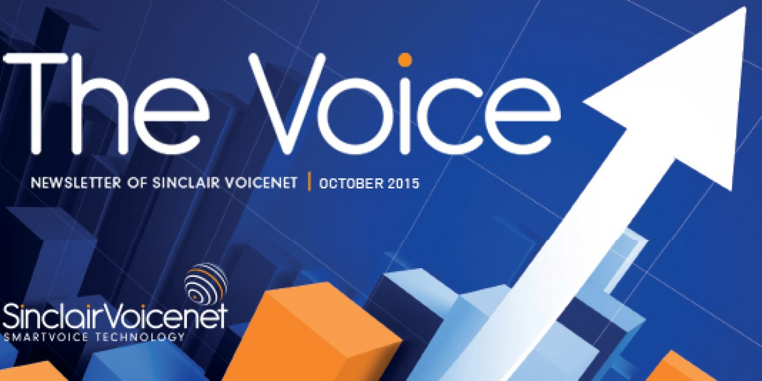 Sinclair Voicenet – The Voice – Newsletter