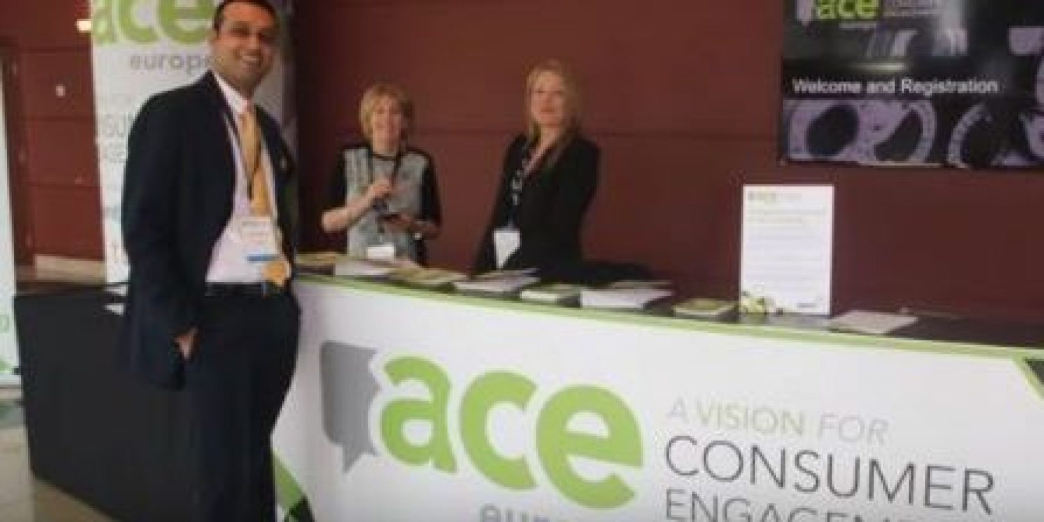 ACE Europe 2016 – The Brewery, London, UK