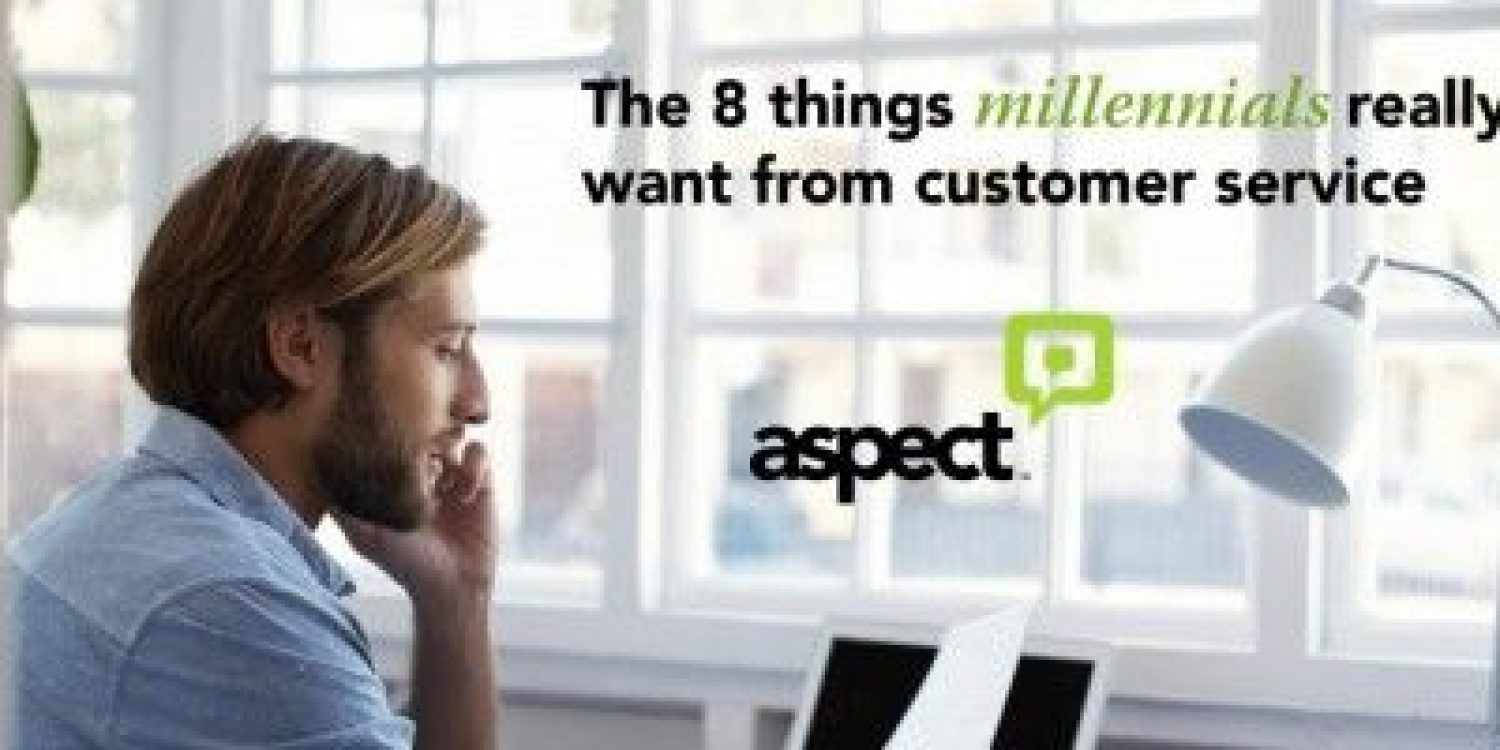 The 8 things millennials want from customer service