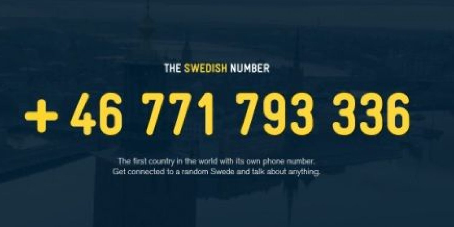 Sweden creates countrywide contact centre using cloud