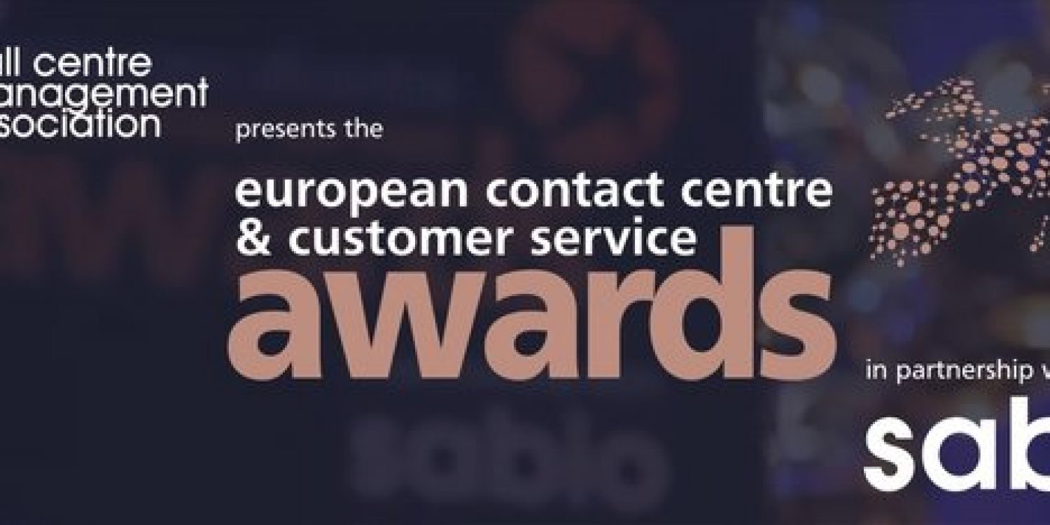ECCCSA Contact Centre Awards 2016 Shortlist Announced