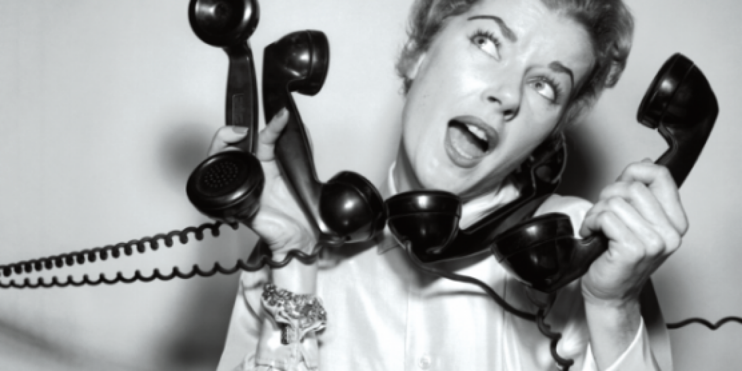 Take Control of your Contact Centre Telephone Usage