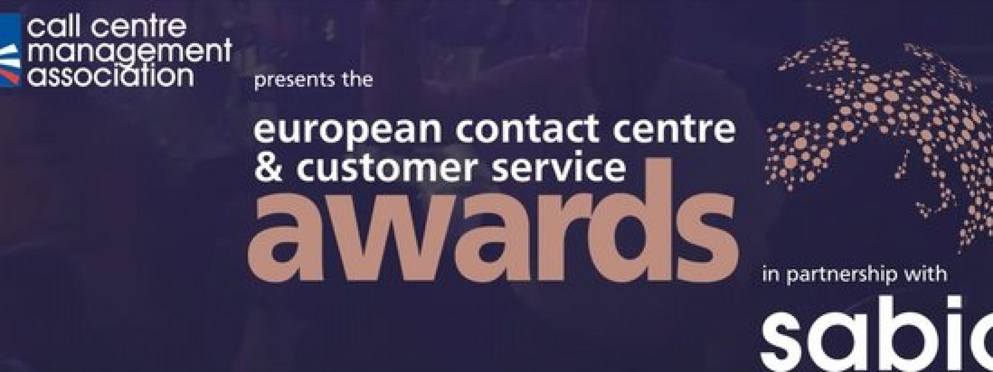 Content Guru Sponsor European Contact Centre and Customer Service Awards 2016