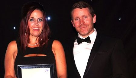 Analyst of the year - Laura McGhie - RS Components