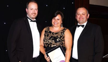 Manager of the Year - Lorna Stanley - Thomas Cook