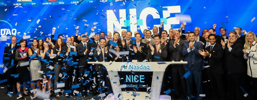 NICE Ring The Nasdaq Market Opening Bell