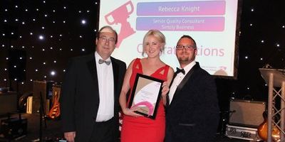 Rebecca Knight, Simply Business, Rising Star Award