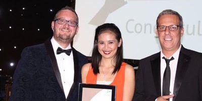 Flora Mae Stafford - Allianz - Analyst of the Year