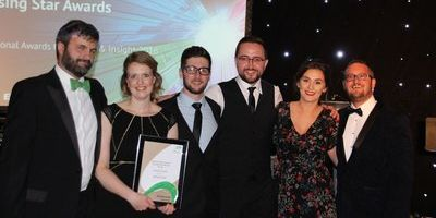 Sainsbury's Bank - Rising Star Award