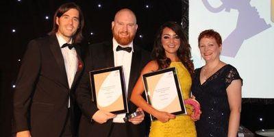 Peter Dunn, npower, & Kirsty Ringer - Challenge Award