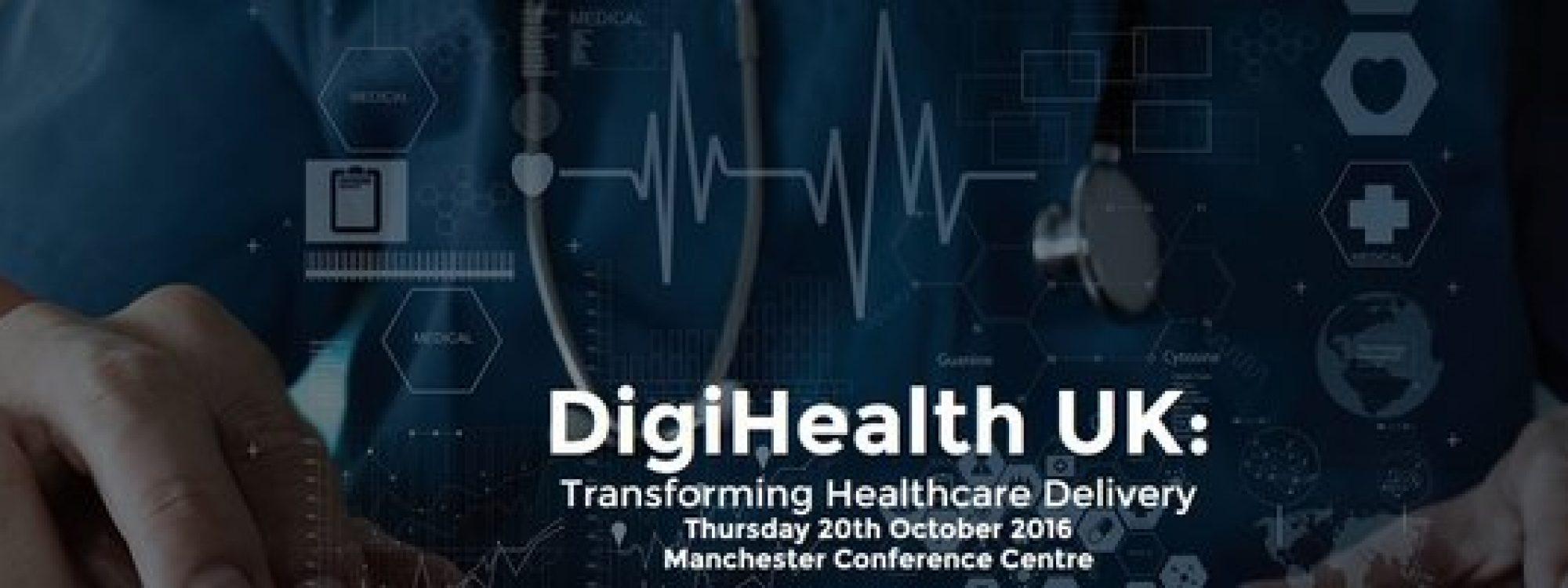 Content Guru to Sponsor DigiHealth UK Conference