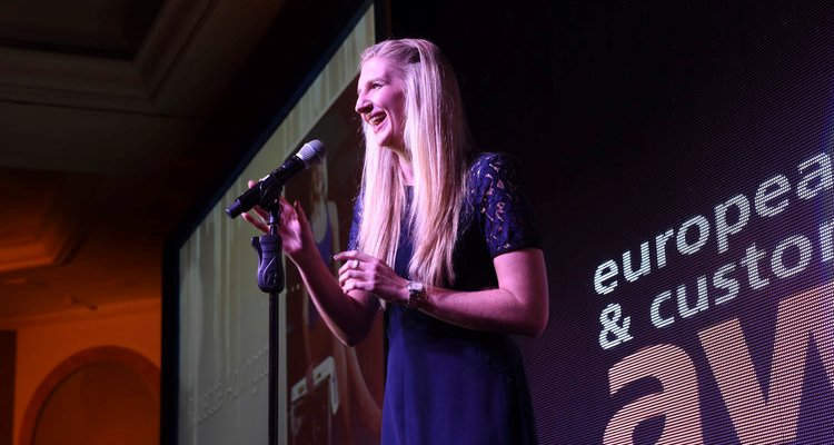 ecccsa.Rebecca Adlington at the ECCCSAs 2016.crop