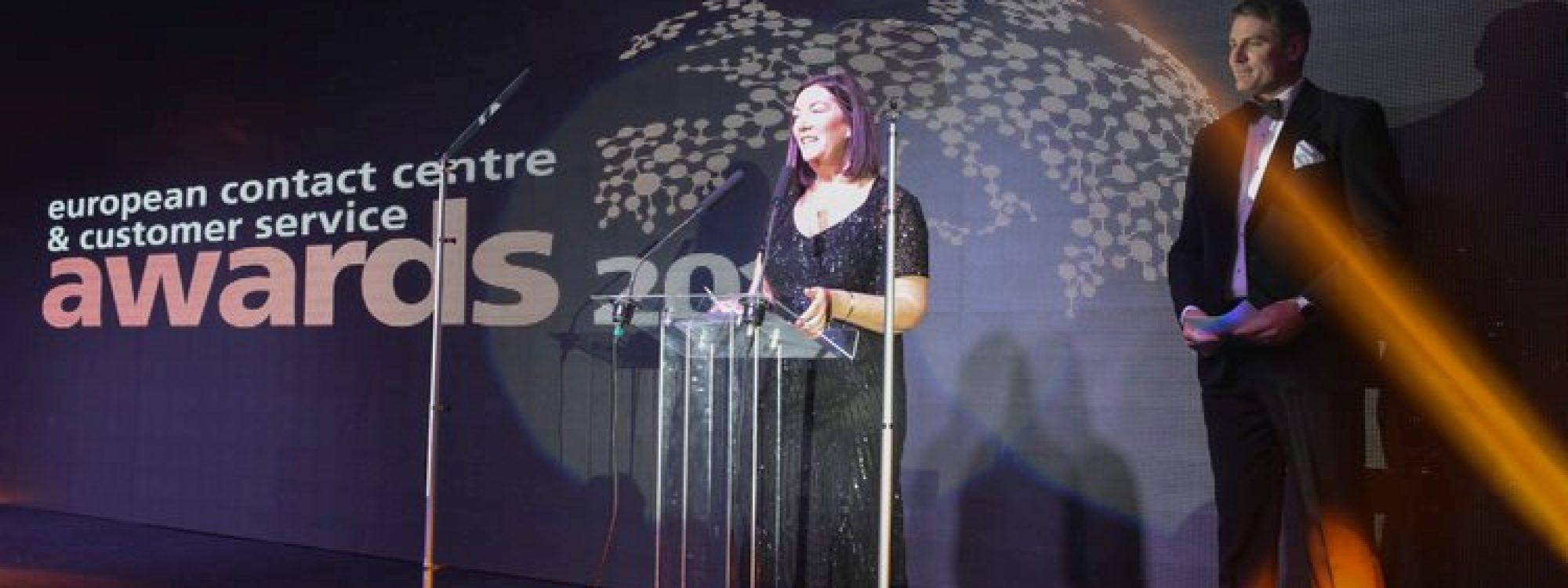 NHS 111 PRM Named Silver Winner at ECCCSA Awards