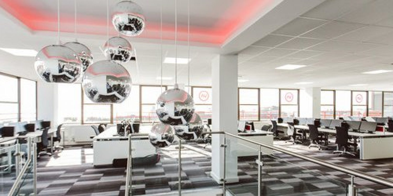 Ventrica Expands Contact Centre to 330 Seats