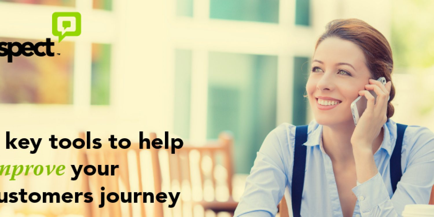 Key Tools To Help Improve The Customer Journey