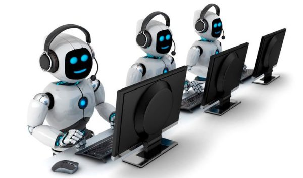 Image result for Customer Service Robot
