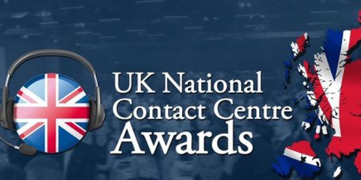 4 Weeks Left to Enter UK National Contact Centre Awards 2017