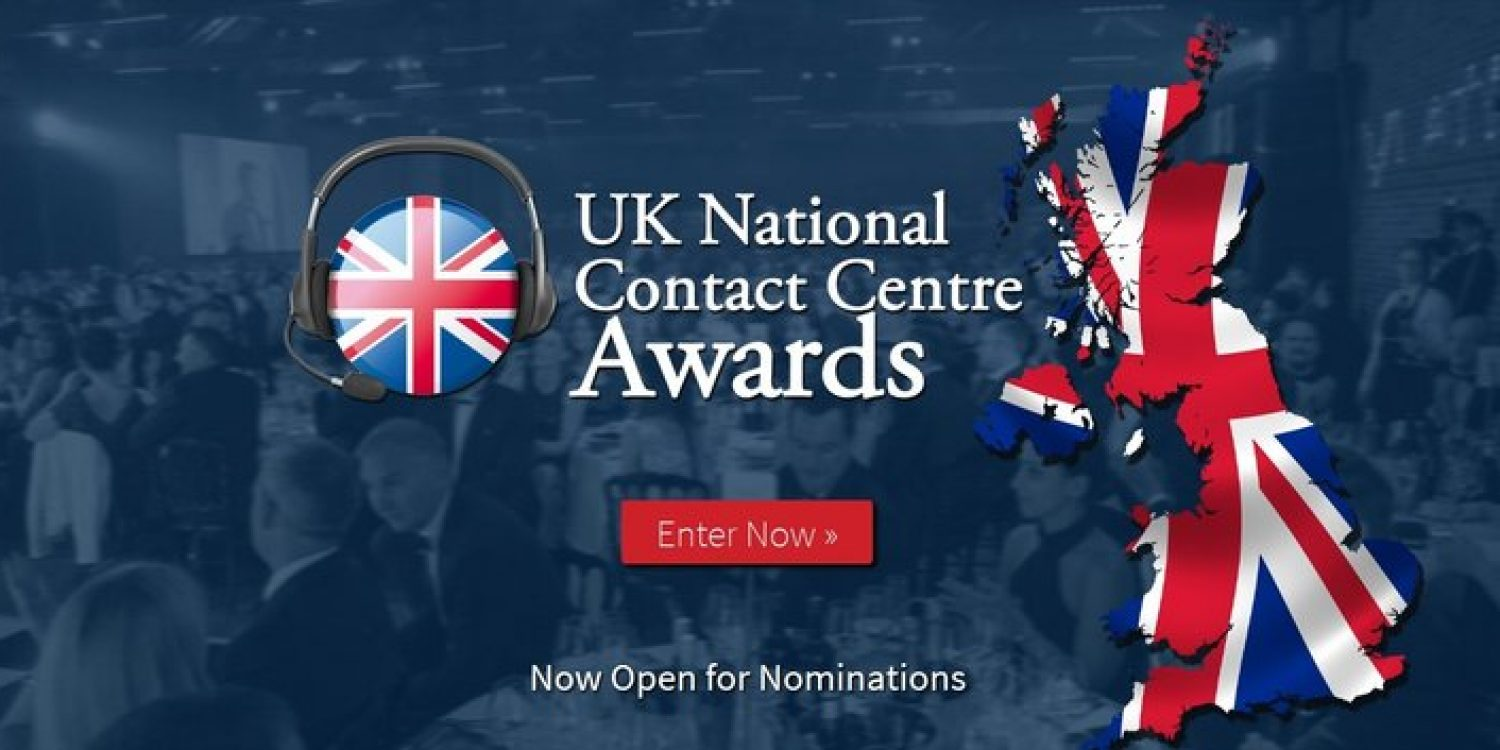 Final Day for UK National Contact Centre Awards Nominations