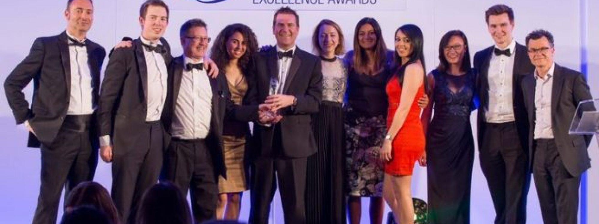 Content Guru Storms Ahead with European Award Triumph