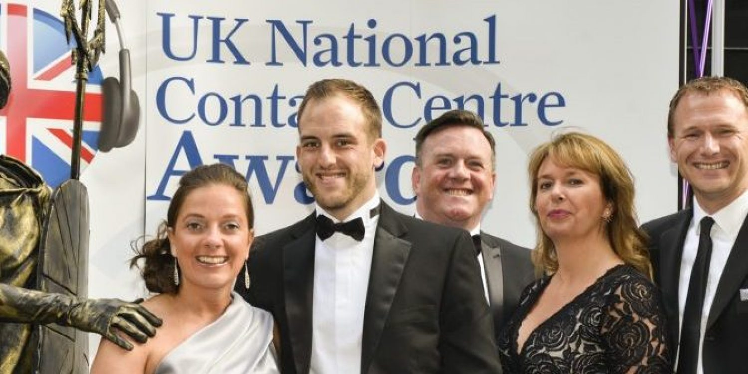 Iain Gibson Wins Contact Centre Manager of the Year