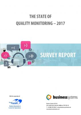 Business Systems QM Report 2017.june.2017