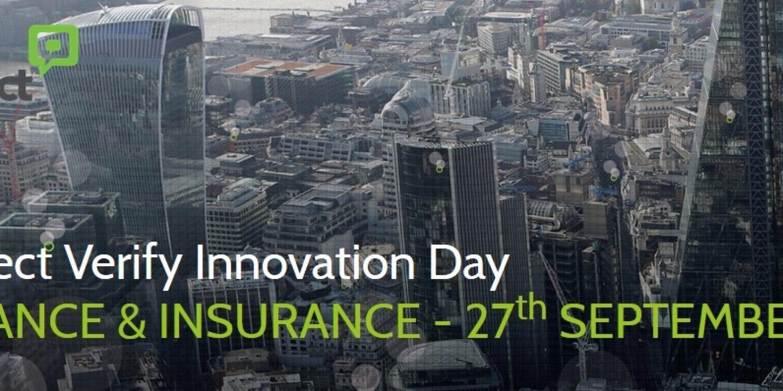 Aspect Verify Innovation Day – Finance & Insurance