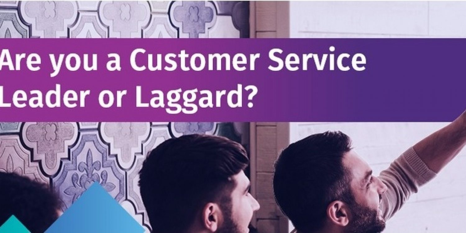 White Paper: Are you a Customer Service Leader or Laggard?