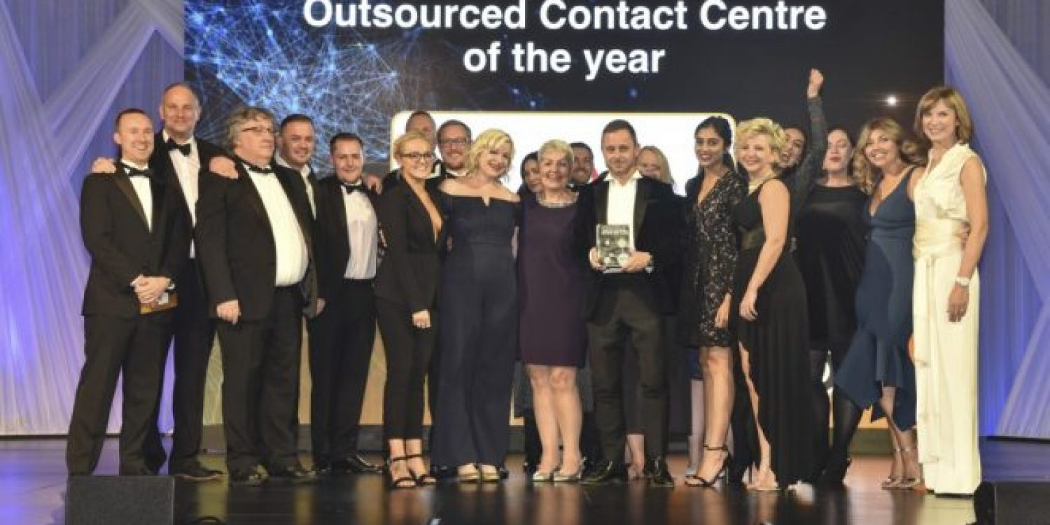 Ventrica wins Gold at ECCSA Contact Centre Awards