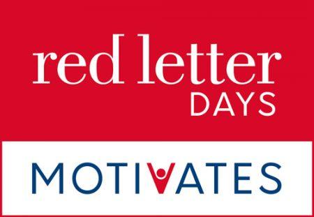 red letter days motivates logo nov 2017