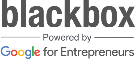 webio Blackbox Powered by Google for Entrepreneurs. nov 2017png