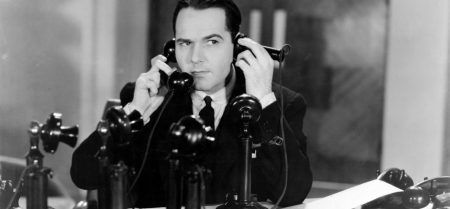 telephone call retro image dec 2017